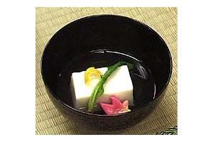 茶懐石料理 椀物